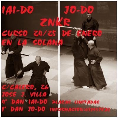 CURSO IAI-DO/JO-DO
